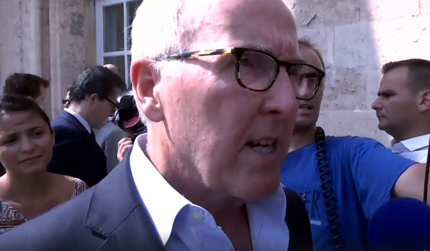"""Pierre Ménès : """"Je me demande toujours pourquoi McCourt est venu à Marseille"""""""