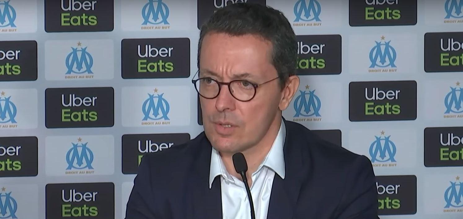 """Thierry Aldebert : """"Les appels à la démission des dirigeants ? Ils ont toujours existé"""""""