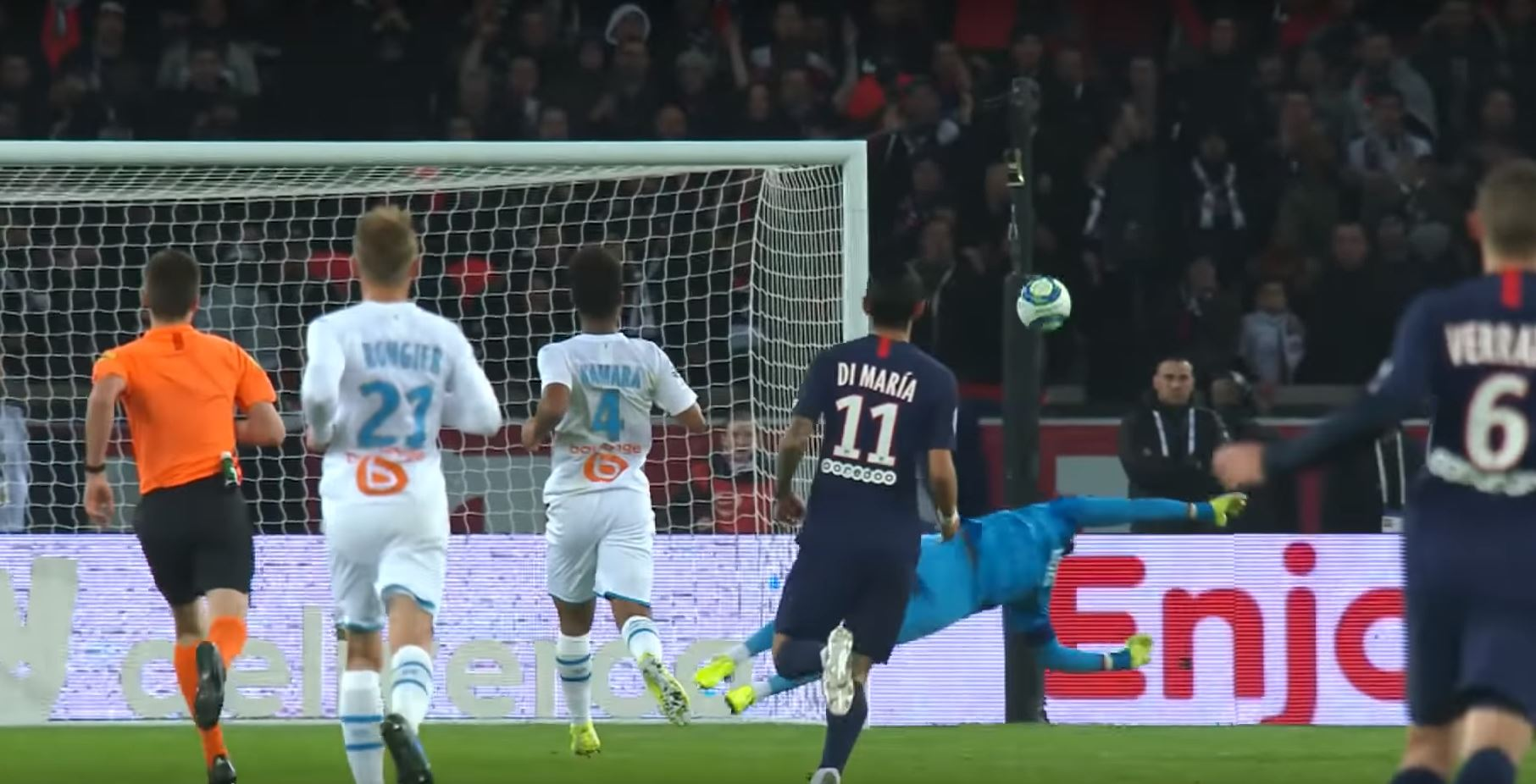 """OM - Kévin Diaz : """"La Coupe de France ? Le PSG a une véritable armada pour tout gagner"""""""