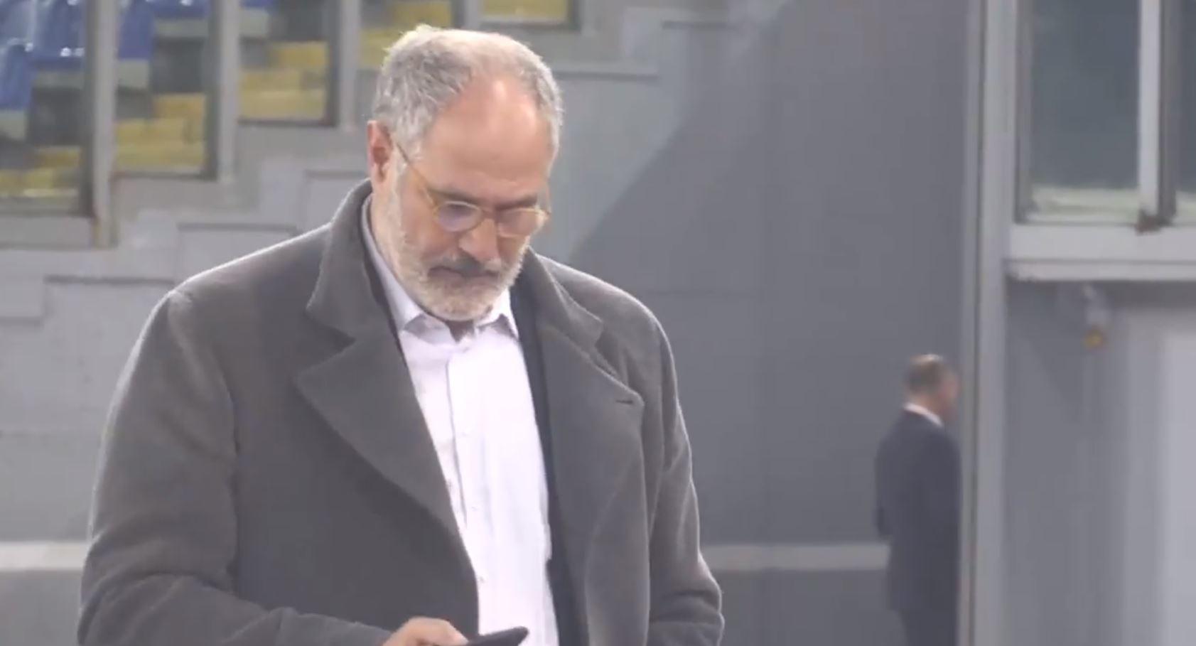 """Mercato : Zubizarreta : """"Le mercato hivernal ? Je vais essayer de recruter"""""""
