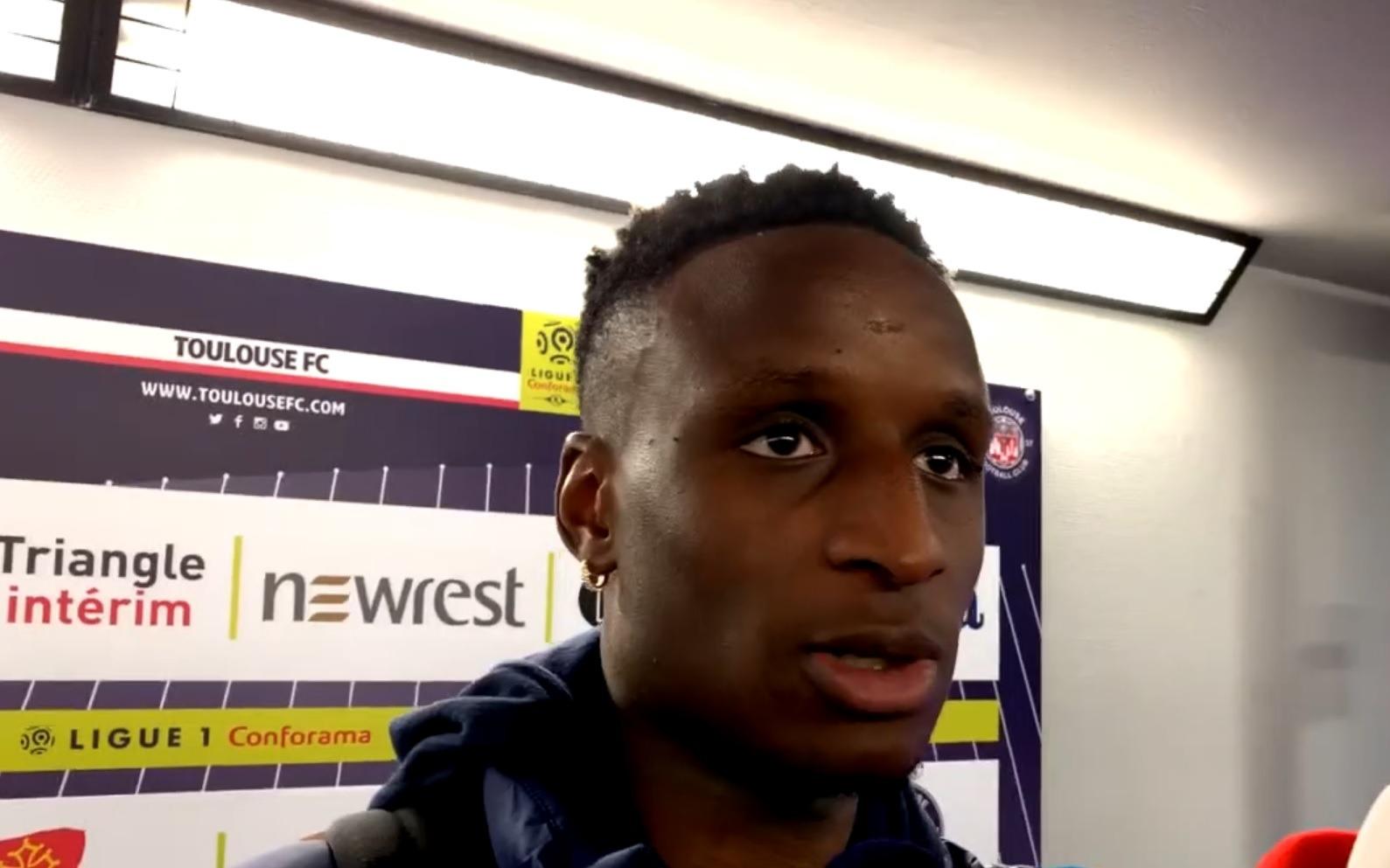 """Toulouse/OM (0-2) - Bouna Sarr : """"Mon genou ? J'ai eu peur sur le coup !"""""""