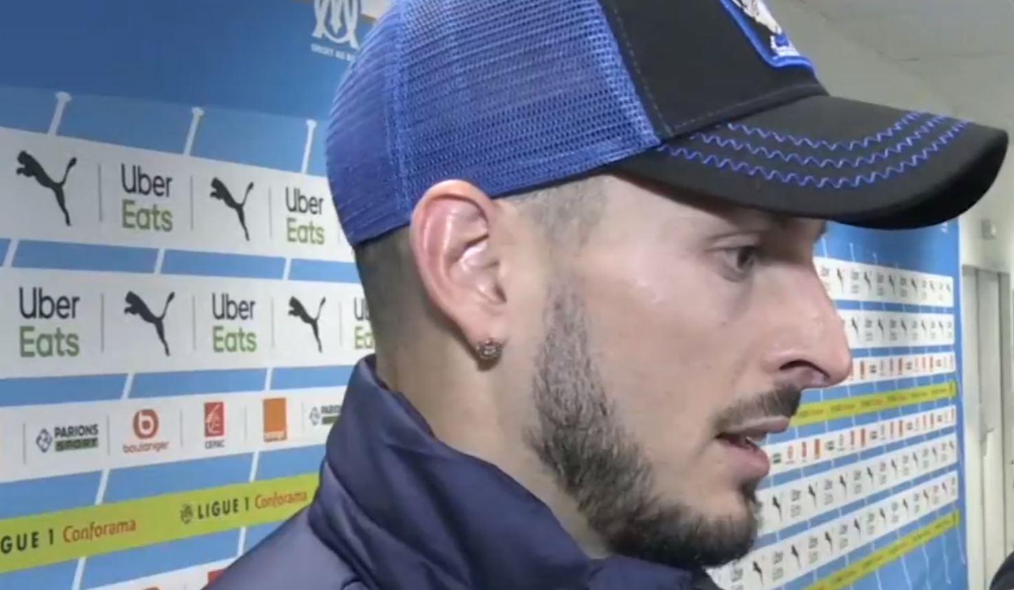 """OM/OL (2-1) - Benedetto : """"Sincèrement, le Vélodrome m'a vraiment surpris"""""""