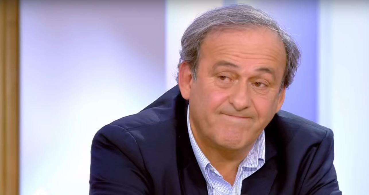 """Michel Platini : """"Je n'ai jamais critiqué le PSG, j'ai pris un exemple. J'aurais pu dire Marseille"""""""
