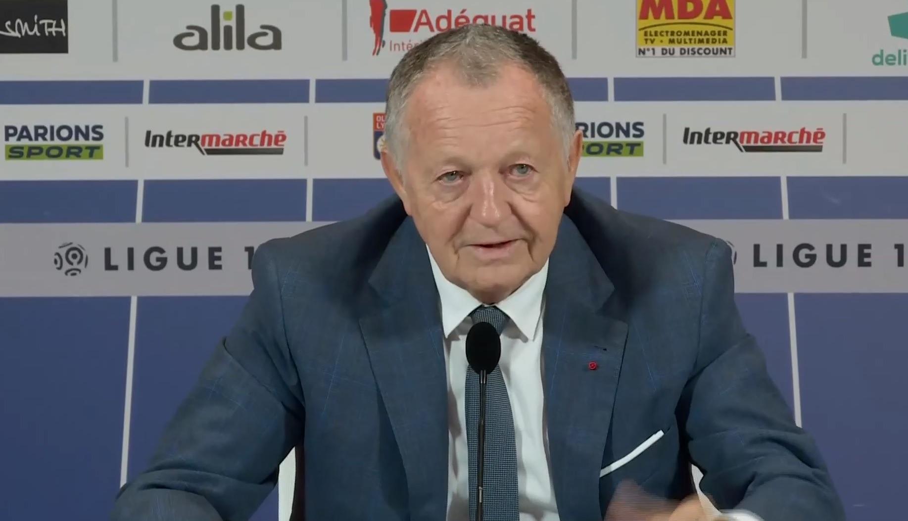 """Mercato : Taye Taiwo : """"J'ai dit à Aulas, je suis bien à Marseille, je ne vais pas partir pour aller à Lyon"""""""