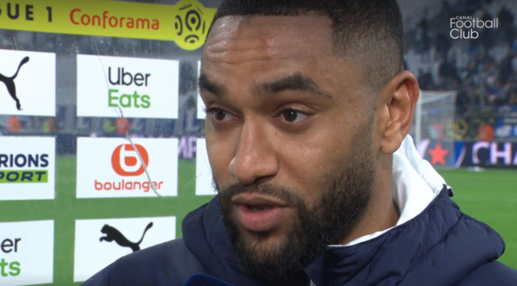 """Metz/OM (1-1) - Amavi : """"C'est plus compliqué de jouer contre les petits parce qu'ils jouent différemment"""""""