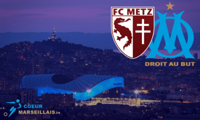 Metz/OM - Le résumé vidéo et les buts marseillais