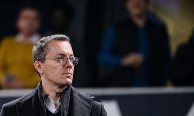 OM - Jacques-Henri Eyraud est fier d'avoir fait évoluer le club