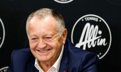 L1 - La Ministre des Sports confie une mission à Jean-Michel Aulas