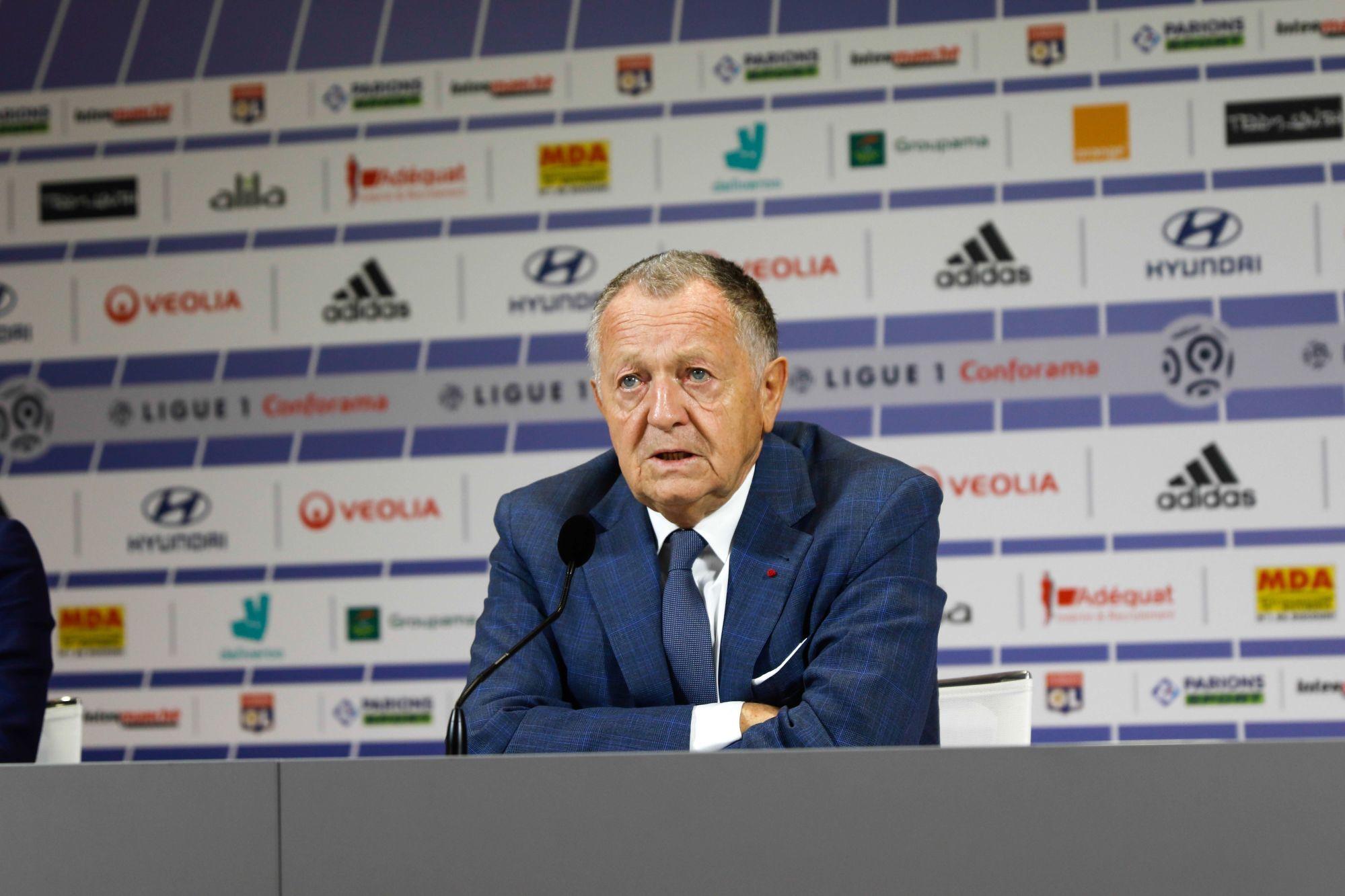 L1 - Les présidents de clubs les plus puissants pour sauver la Ligue 1, Il y voit un soucis