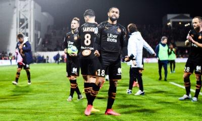 Nîmes/OM (2-3) - Amavi satisfait que l'équipe ait rectifié le tir