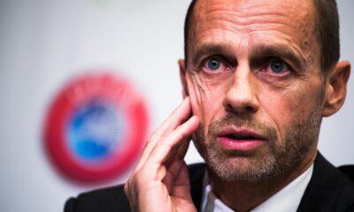 UEFA - Aleksander Ceferin veut faire des changements dans le FPF