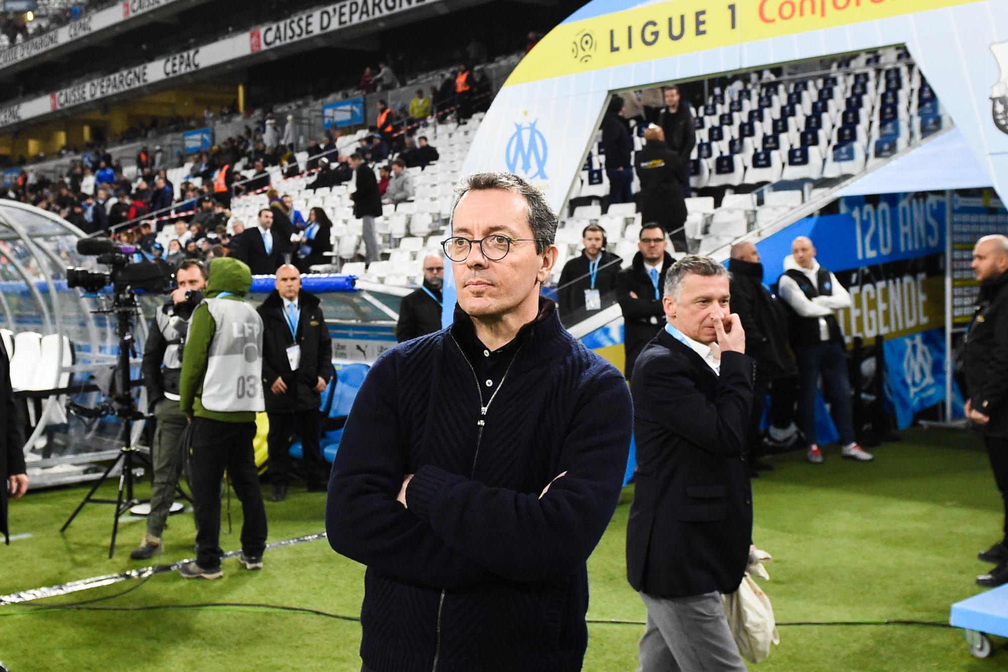 OM - Un dépôt de bilan de Marseille ? Eyraud montre la réalité des choses