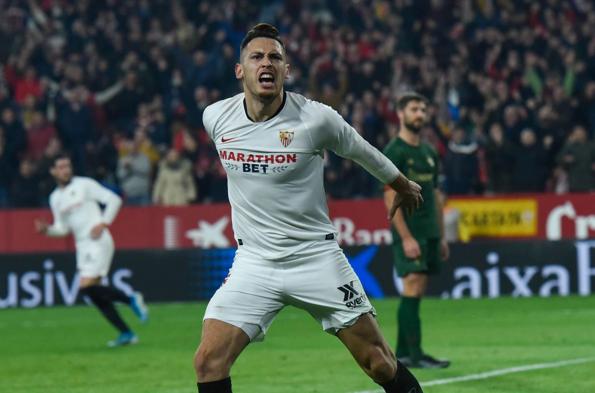 Mercato Ex-OM : Lucas Ocampos plait toujours au Real Madrid