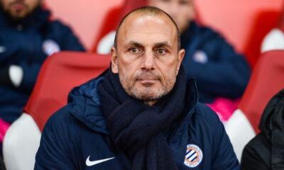 Montpellier/OM - Michel Der Zarkarian aura un groupe complet