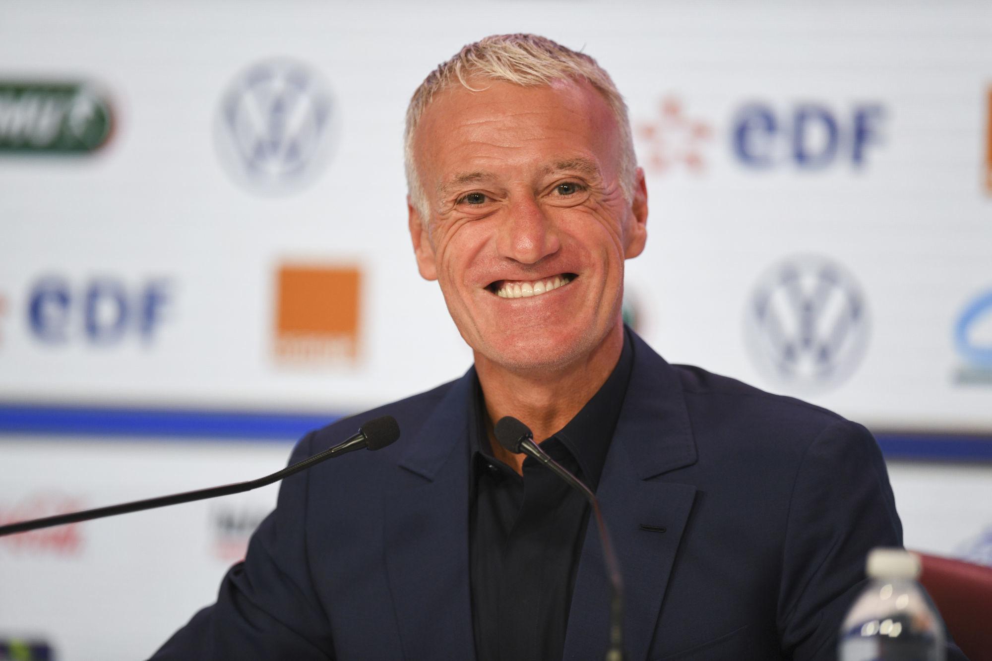 Ex-OM : Didier Deschamps répond aux critiques sur le jeu des Bleus