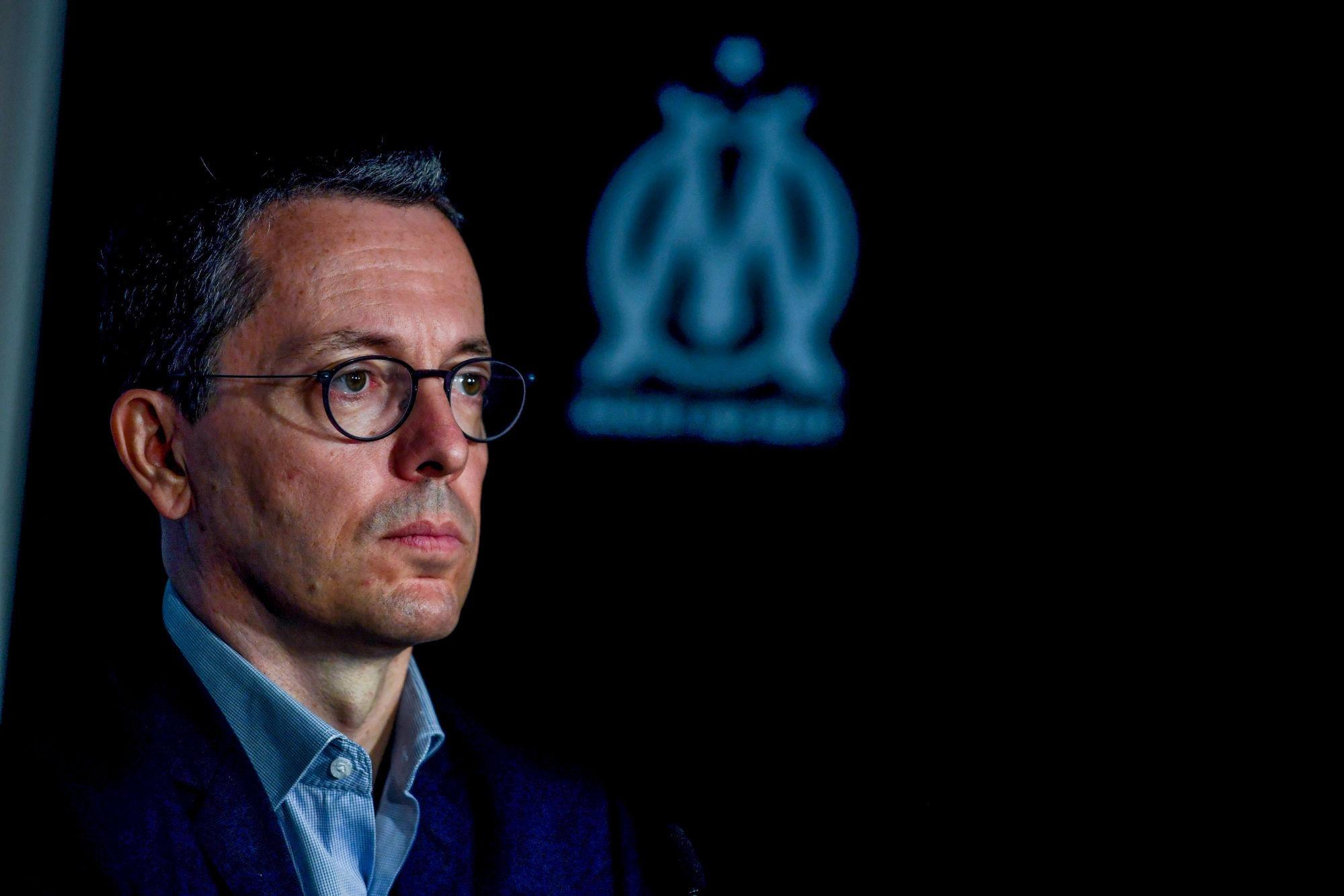 OM - Ajroudi ne veut pas négocier avec l'équipe française de McCourt