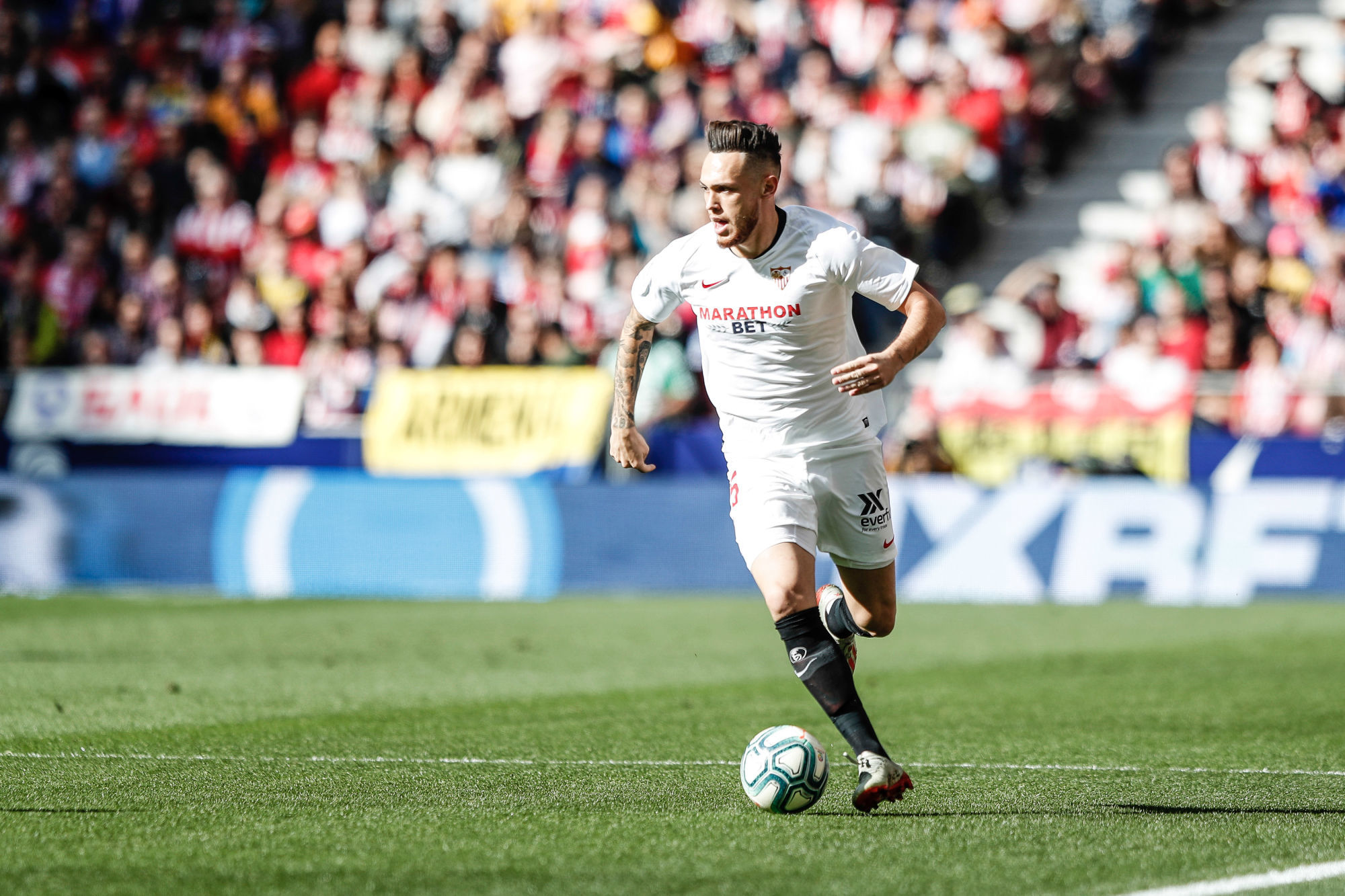 Mercato Ex-OM : Lucas Ocampos évoque l'intérêt du Real Madrid