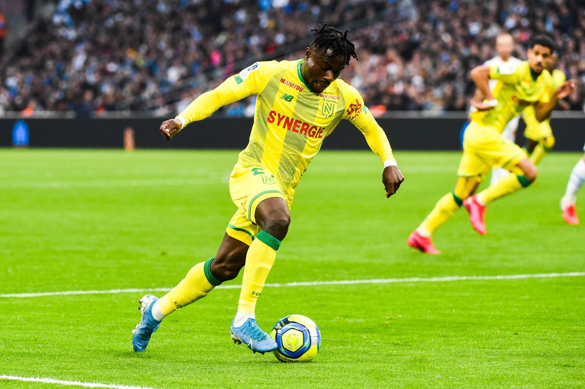 Mercato OM : Un ailier nigérian de Ligue 1 proposé à l'OM