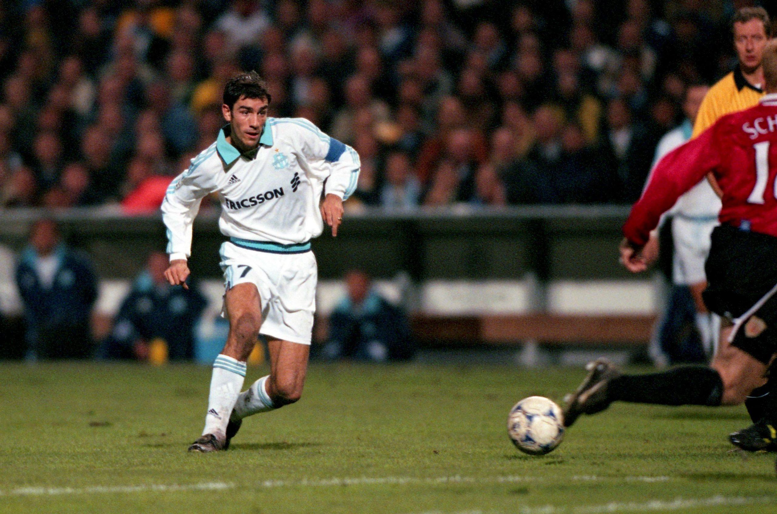 OM - Pirès a toujours en travers de la gorge le sale coup du PSG en 1999
