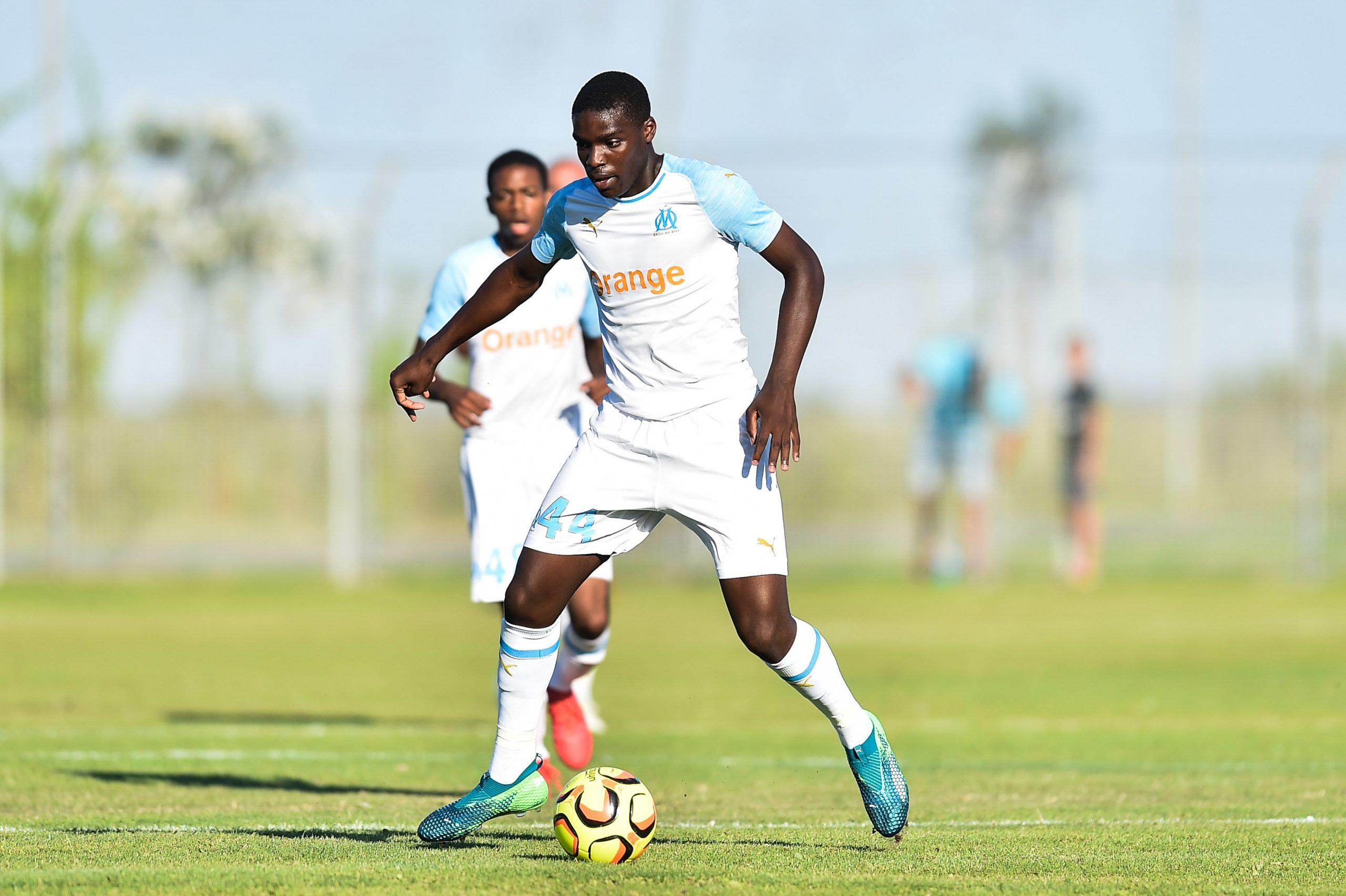 Mercato OM : L'agent de Nkounkou explique le choix de rejoindre Everton