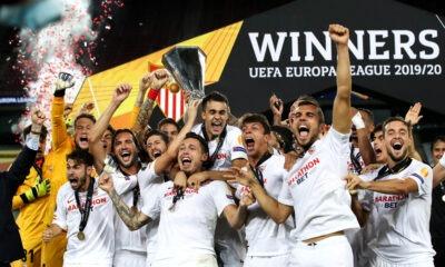 Ex-OM : Ocampos gagne la Ligue Europa et la dédie aux marseillais