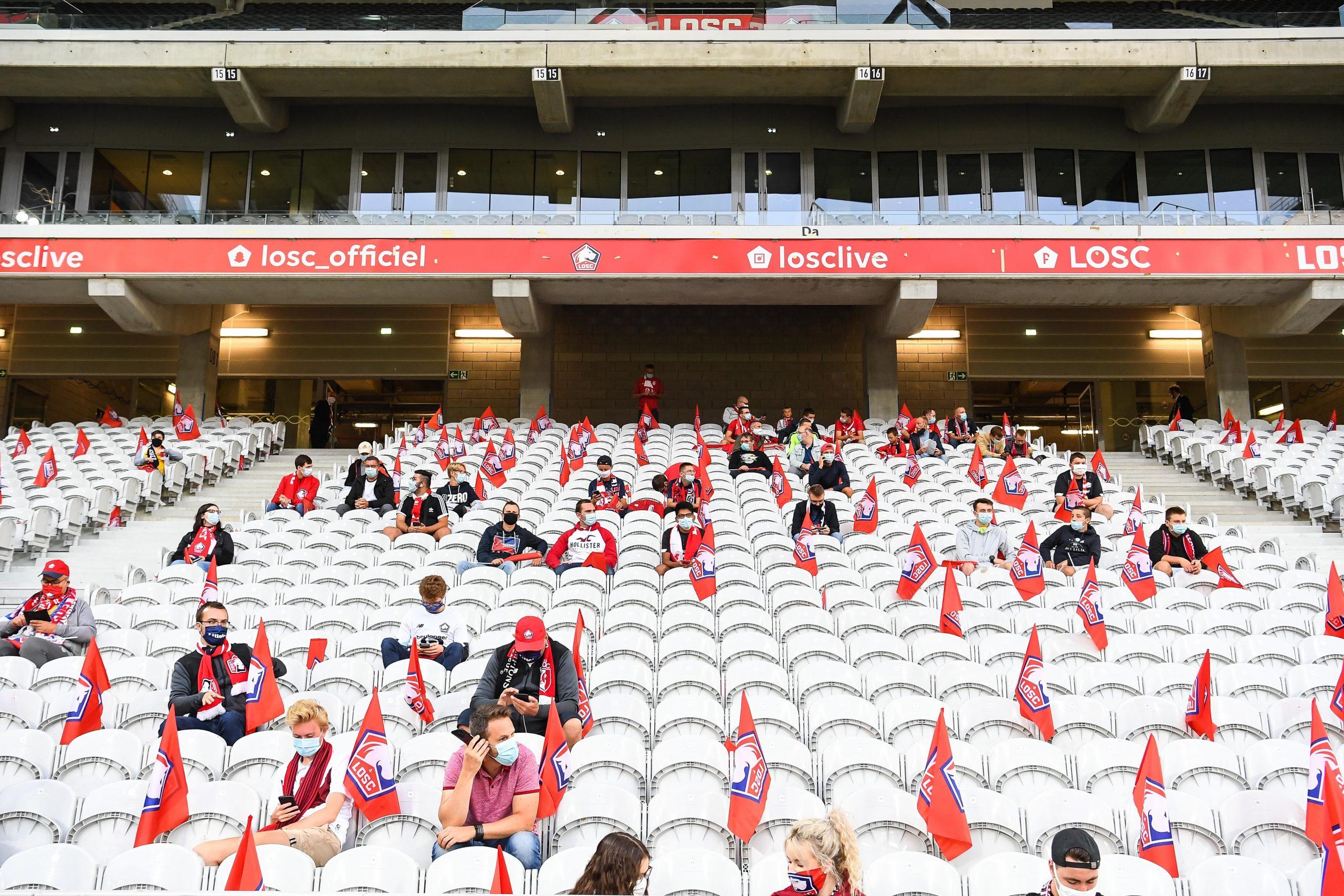 L1 - La LFP veut plus de 5000 supporters dans les stades