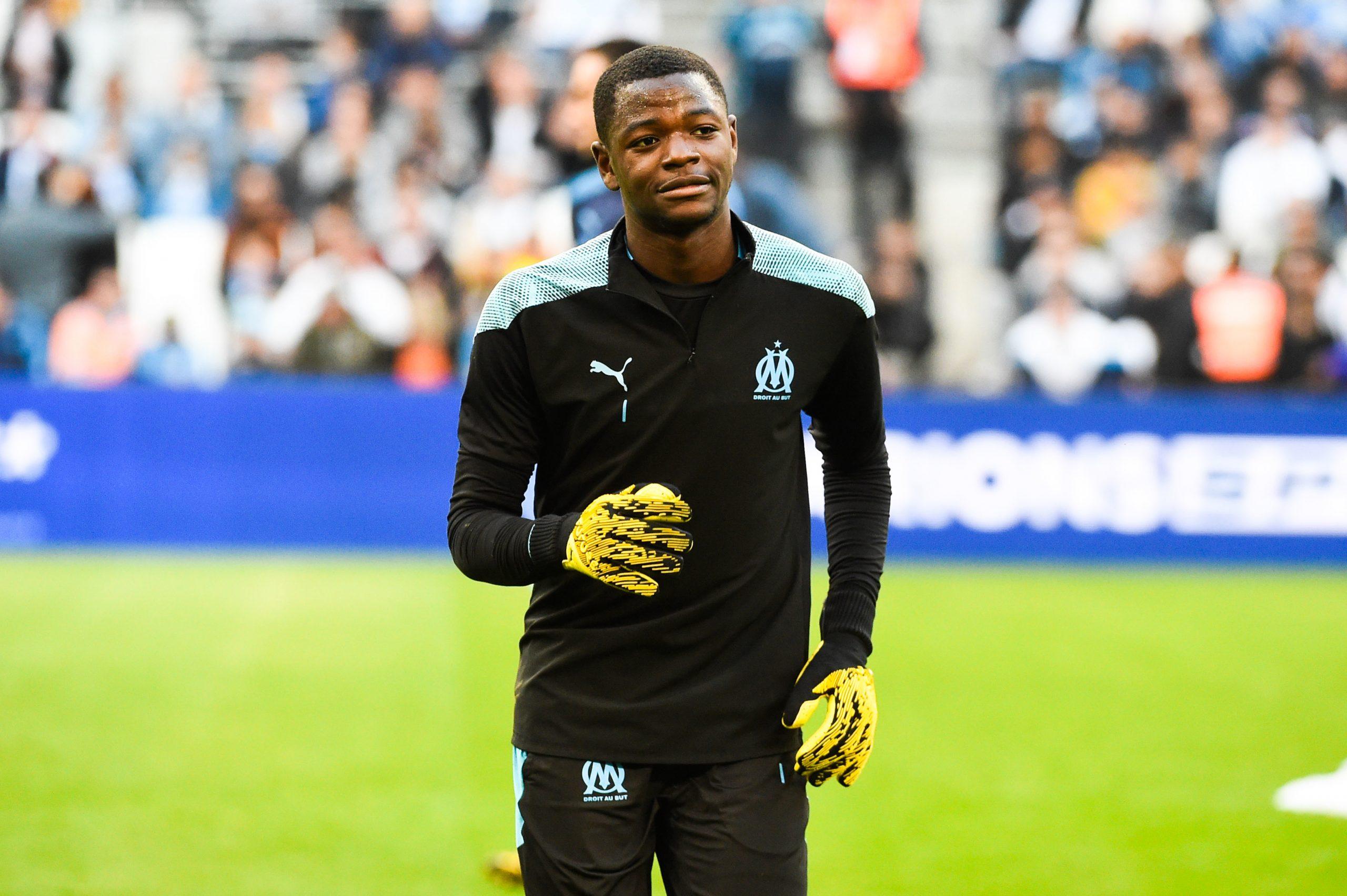 OM - Il conseille à Ngapandouetnbu et Vanni d'écouter Mandanda et Pelé