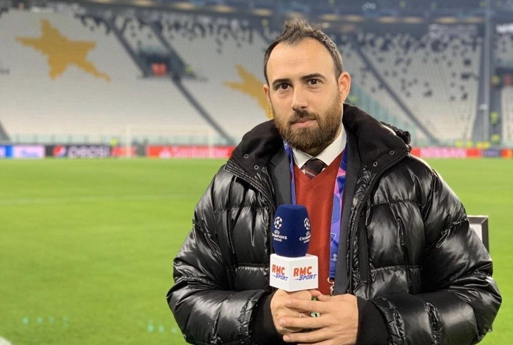 TV - Simone Rovera annonce son départ chez Mediapro