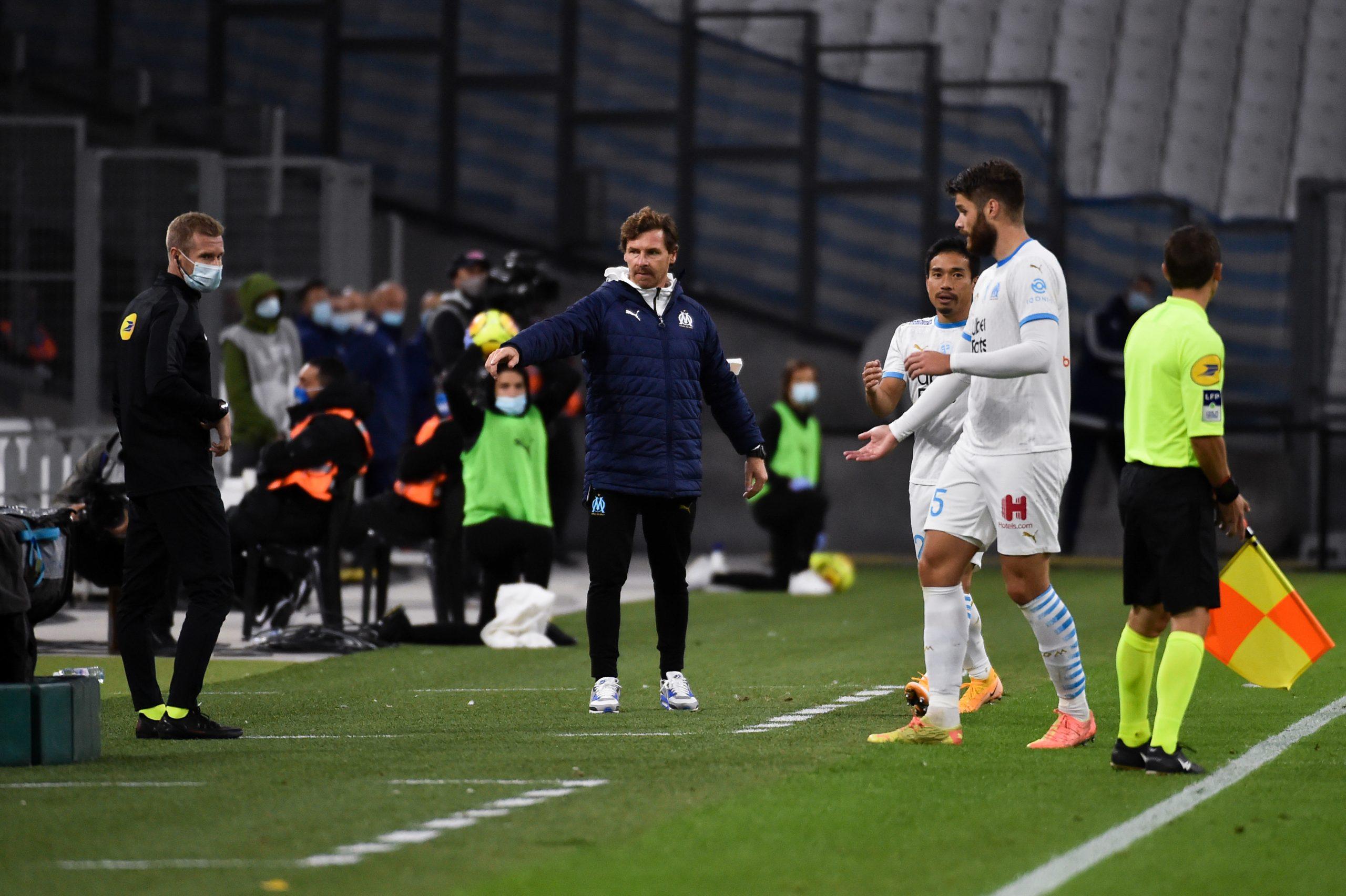 """OM/Metz (1-1) - Villas-Boas : """"Le match nul est insuffisant et juste"""""""
