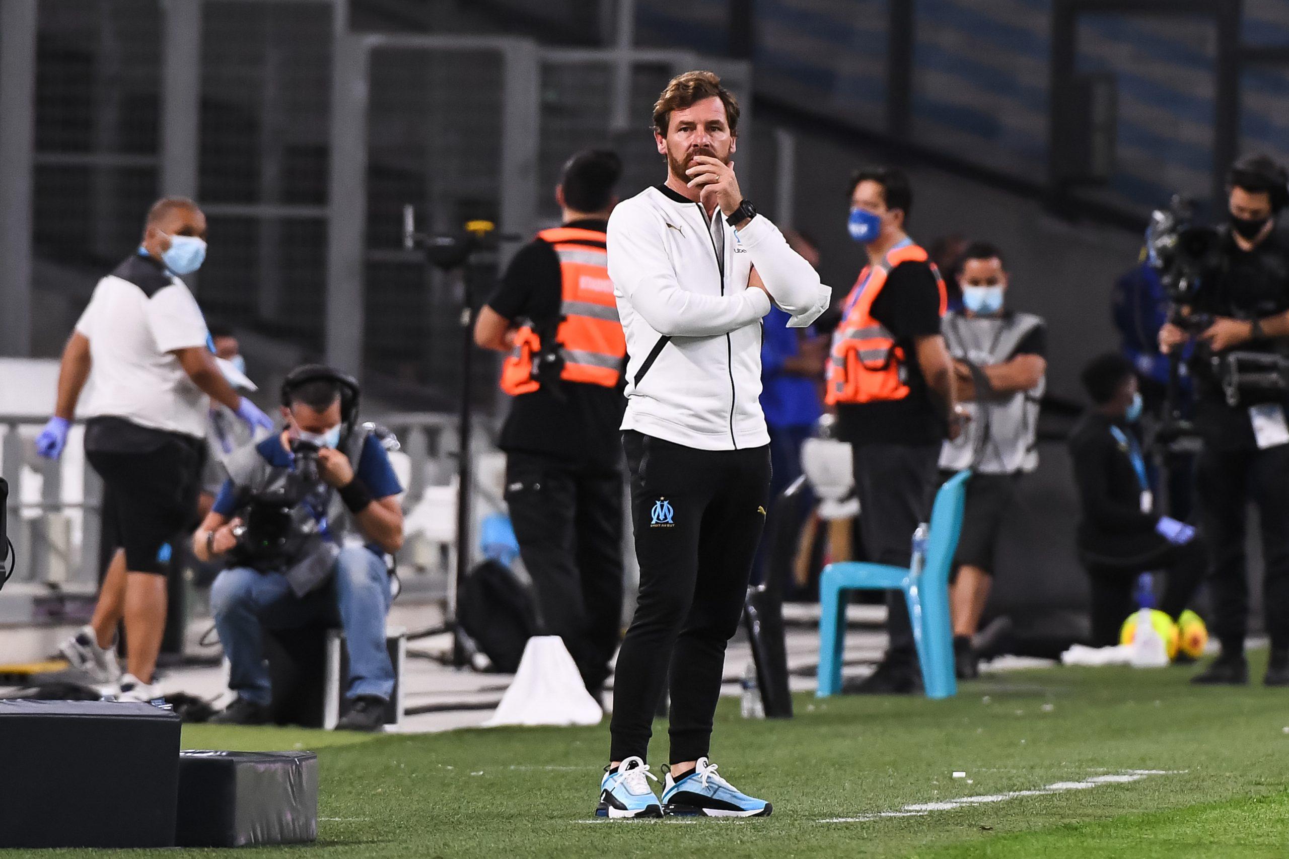 """Mercato OM : Villas-Boas aurait préféré des joueurs """"plus costauds"""""""