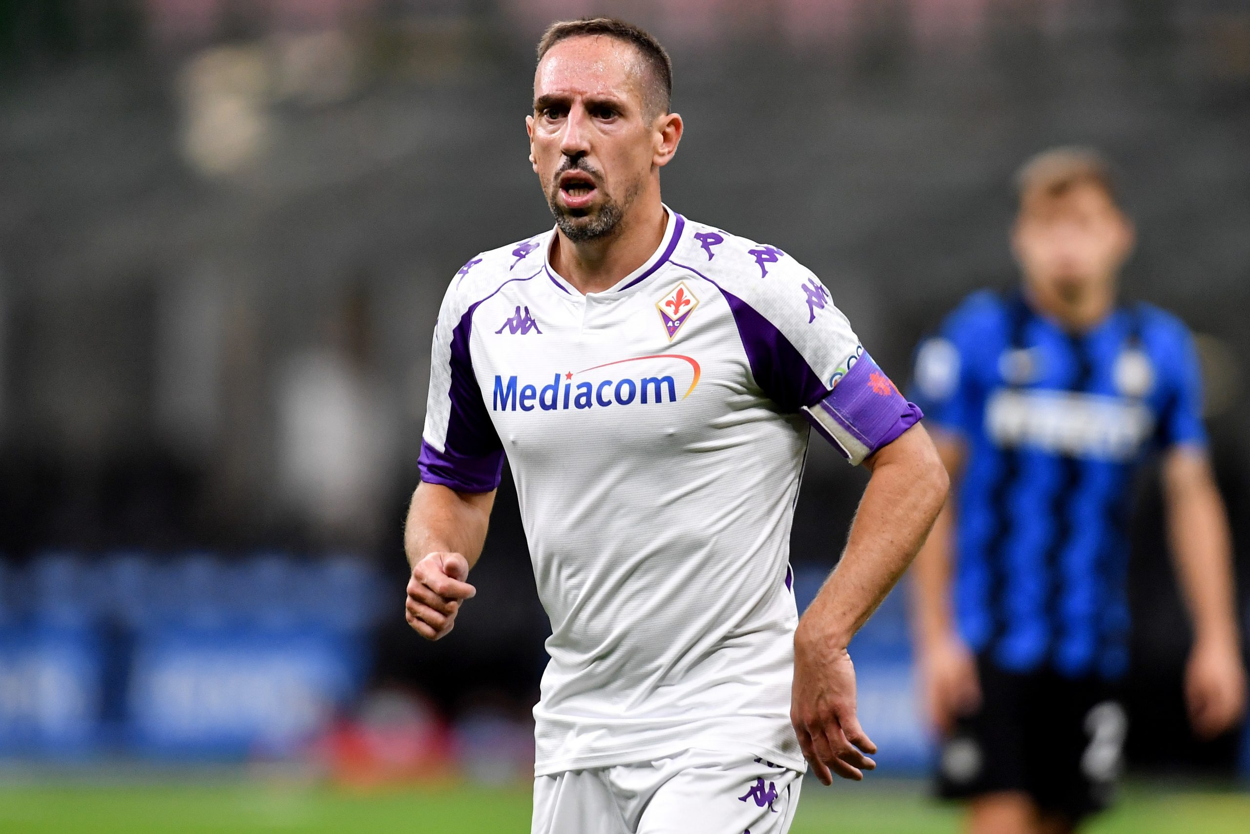 Ex-OM : Ribéry cartonne encore avec la Fiorentina