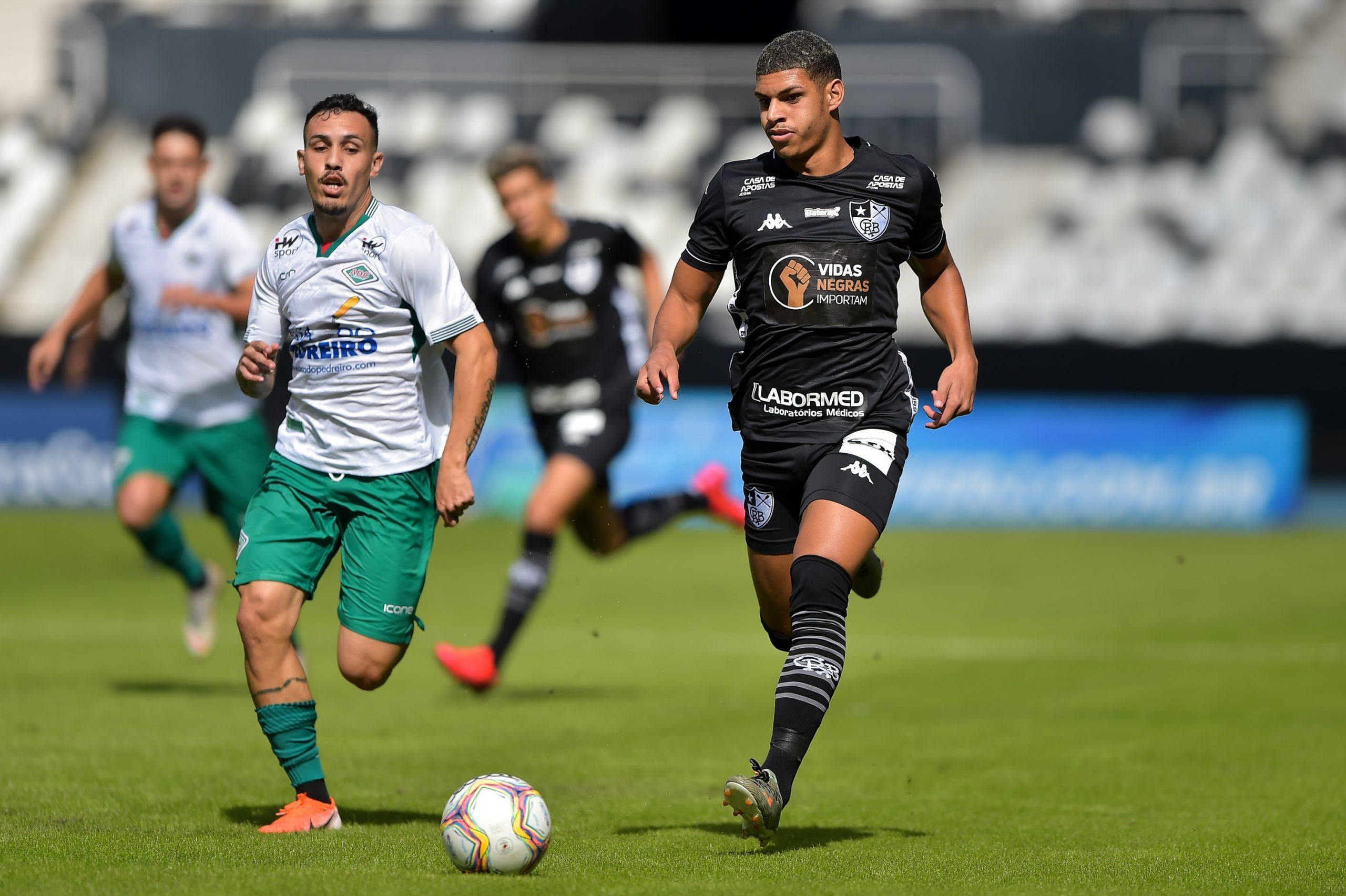 Mercato OM : Botafogo heureux d'avoir vendu Luis Henrique à ce prix