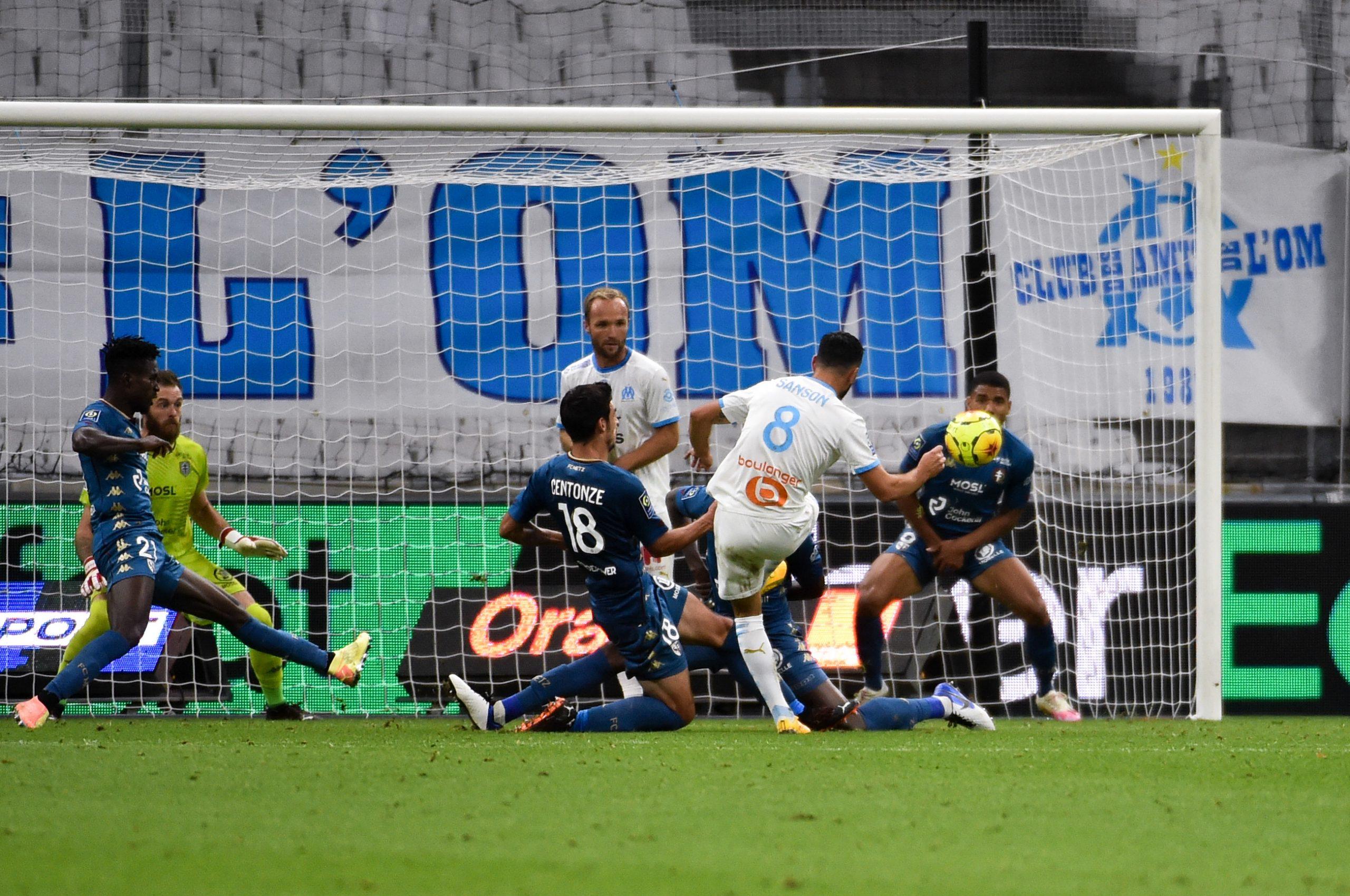 """OM/Metz (1-1) - Sanson : """"On voulait faire beaucoup mieux"""""""