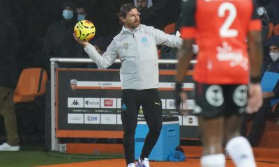 Lorient/OM (0-1) - Pour Villas-Boas, l'OM a offert une prestation exceptionnelle