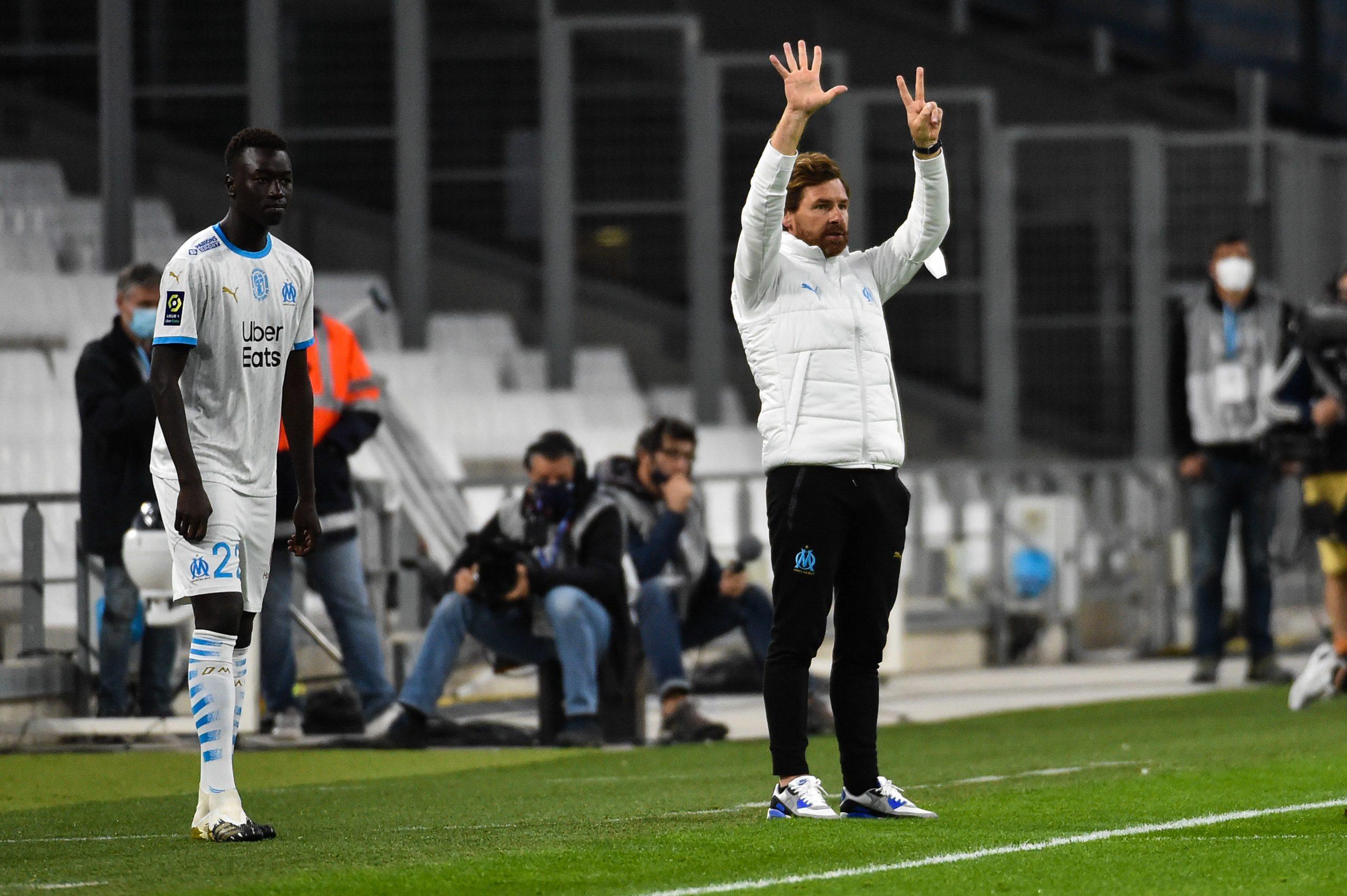 """OM/Bordeaux (3-1) - Le système de jeu """"surprise"""" d'André Villas-Boas"""