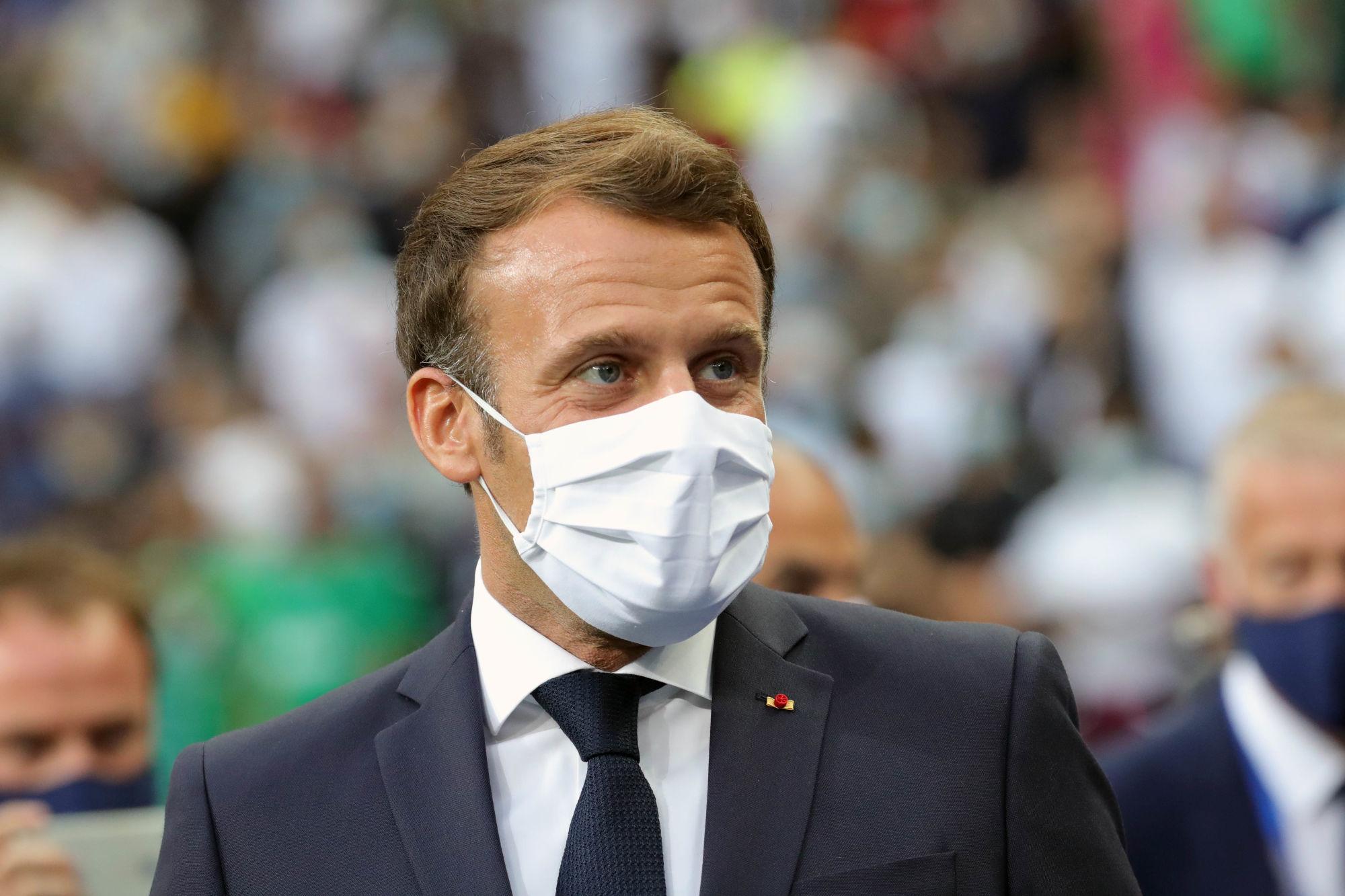 L1 -  Macron va rencontrer les acteurs du sport concernant la crise sanitaire