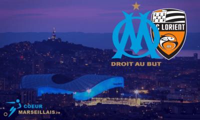 OM/Lorient - Chaîne et horaire de la rencontre, 10ème journée
