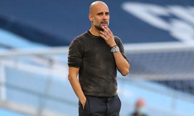 Manchester City/OM - La compo probable de Guardiola