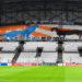 OM – La banderole des South Winners clashe les joueurs