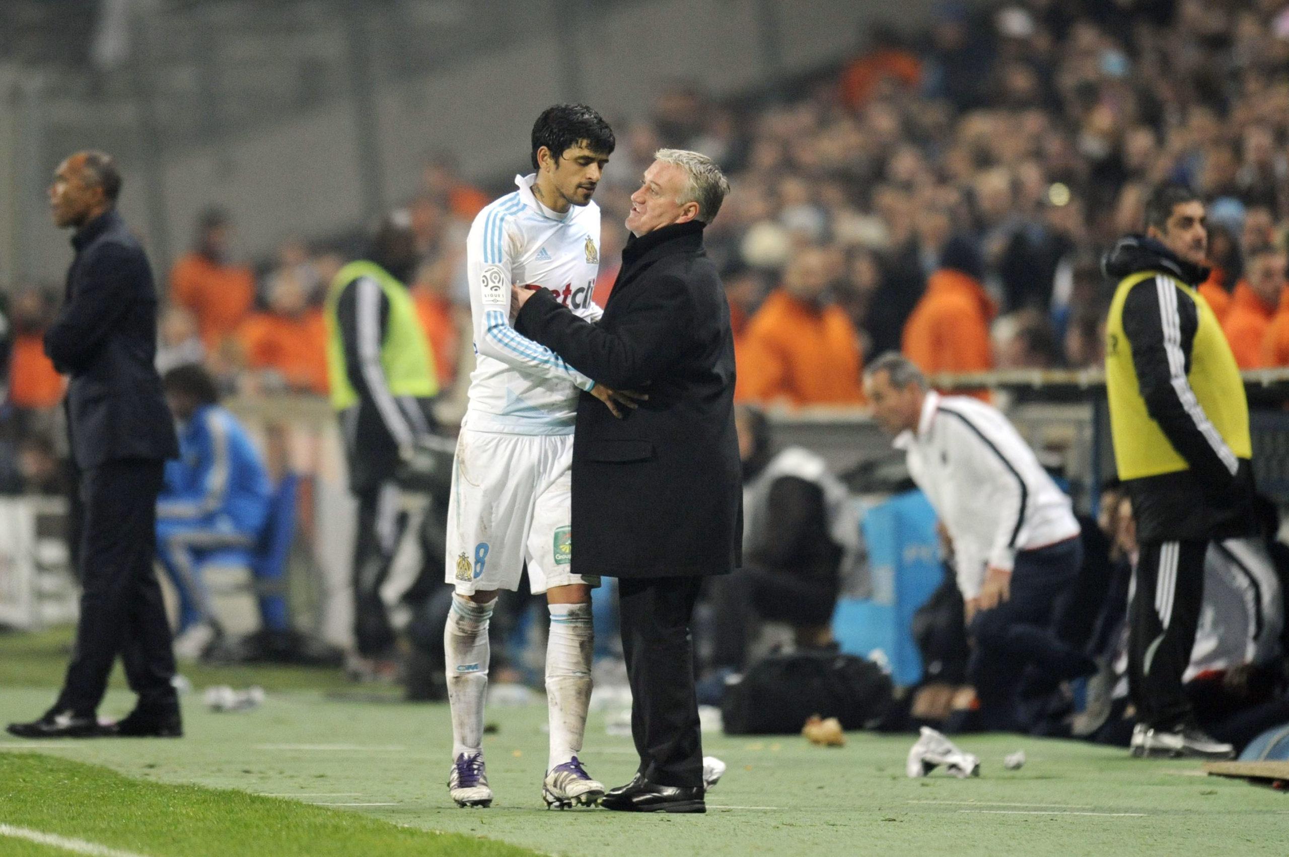 """Ex-OM : Lucho Gonzalez : """"Mon arrivée à Marseille a été très importante"""""""