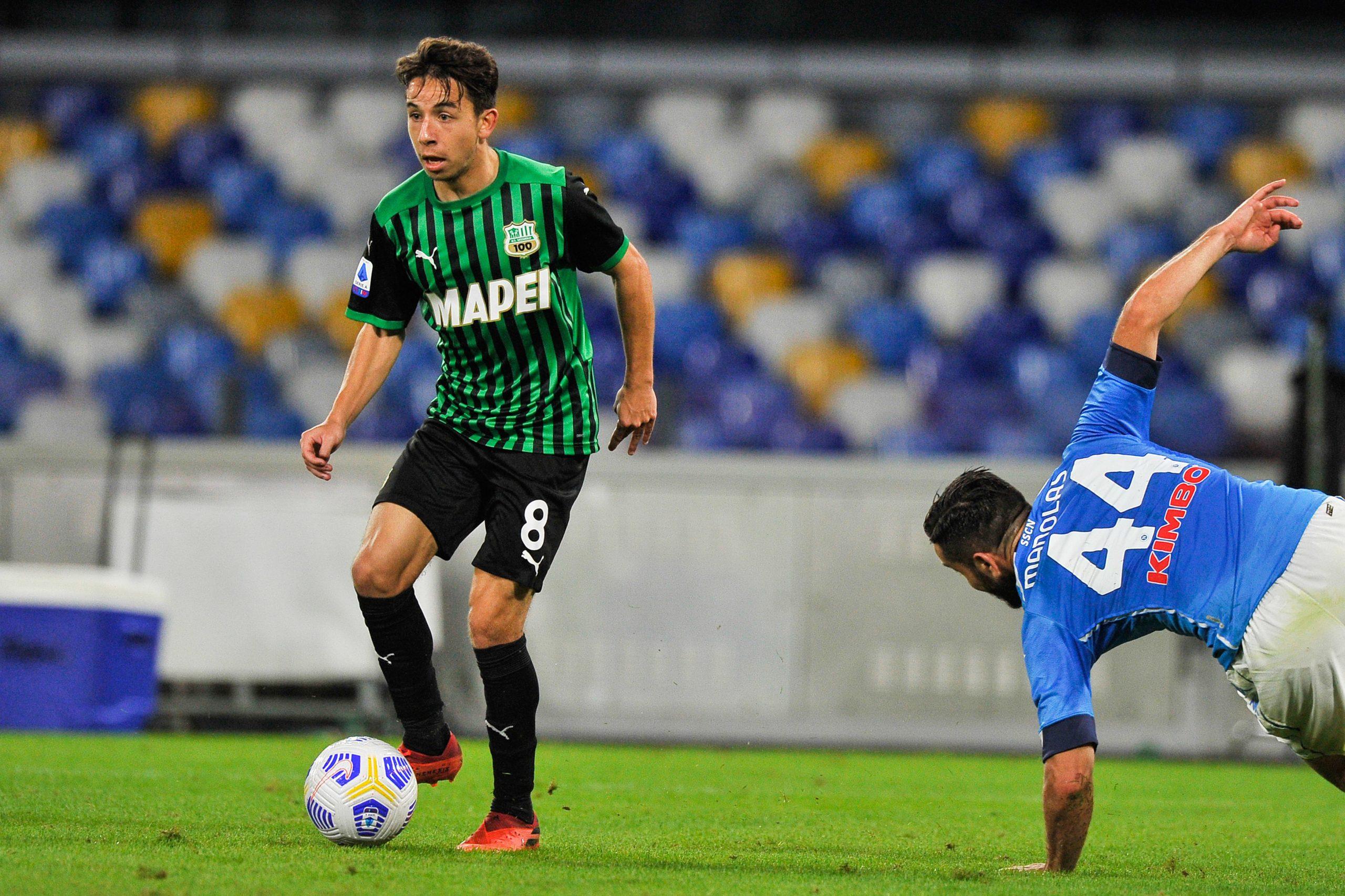 Ex-OM - Maxime Lopez très heureux d'avoir rejoint Sassuolo