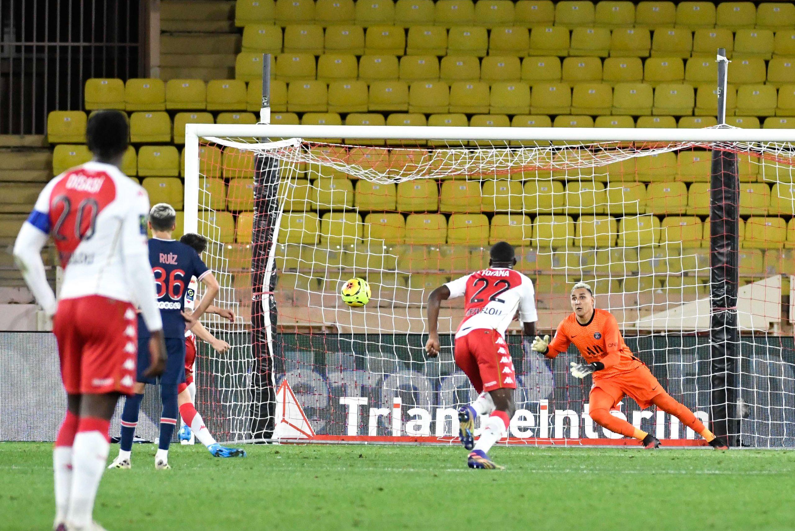 L1 - Nouvelle remontada pour le PSG face à Monaco