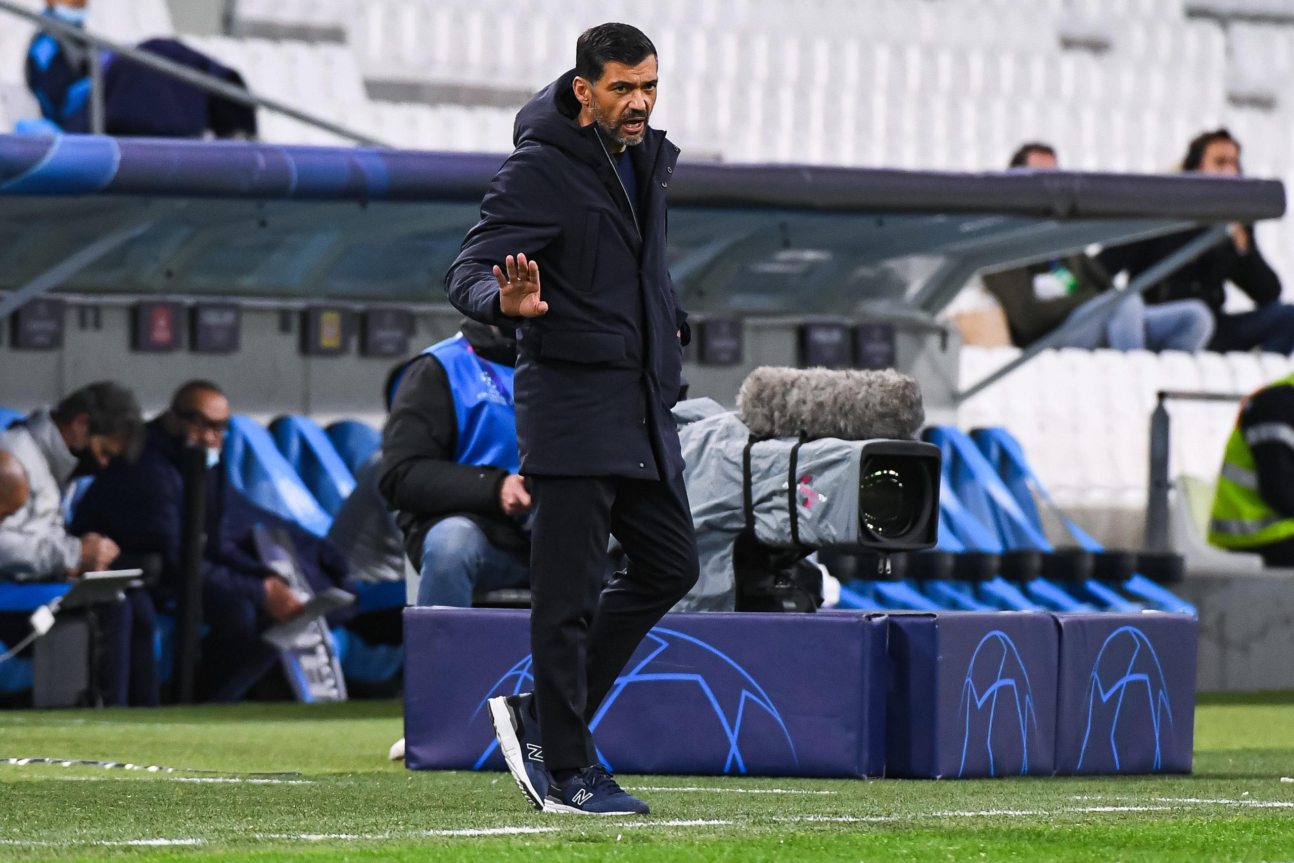 """OM/Porto - Conceiçao : """"Marseille était bien préparé et a été plus agressif"""""""