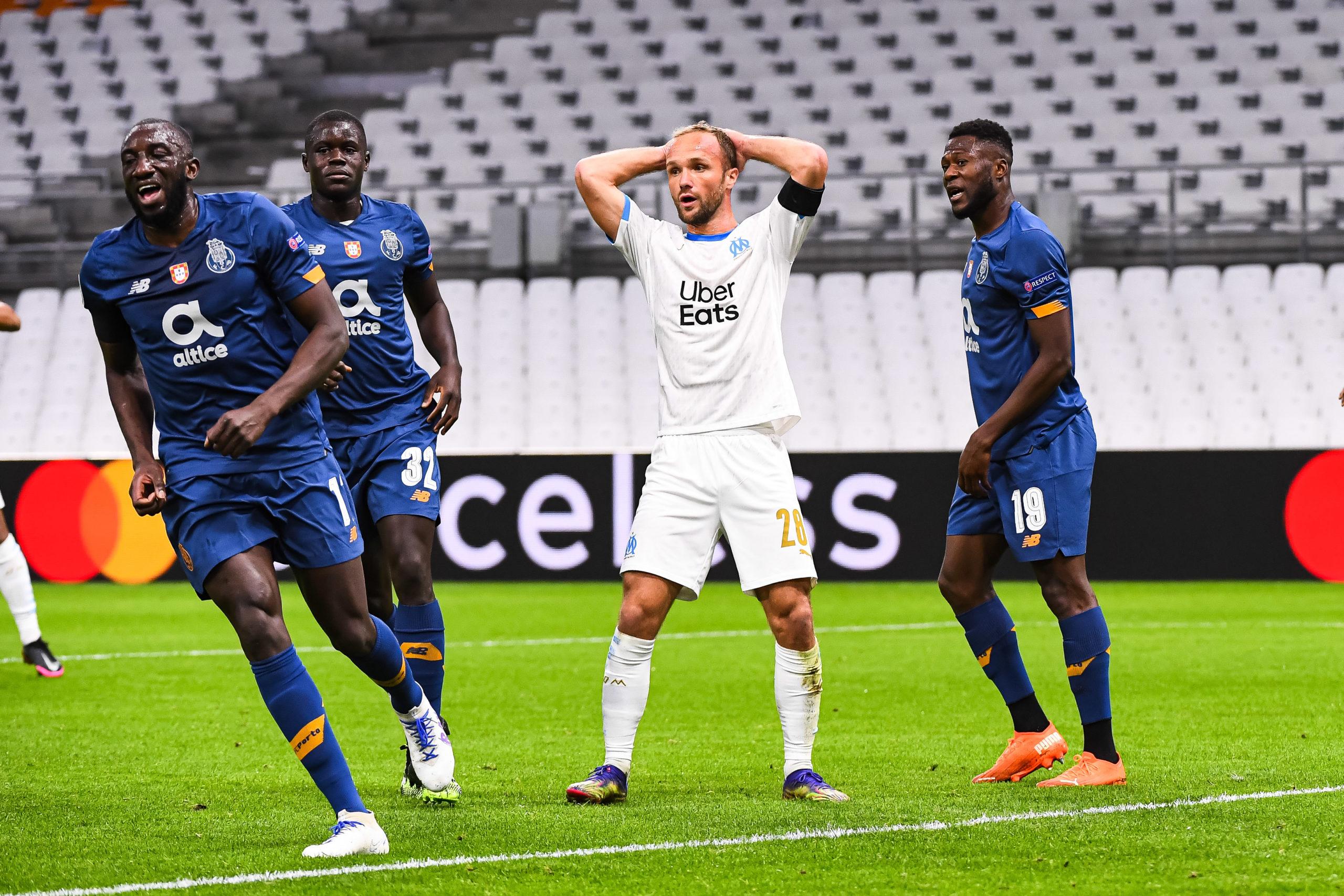 "OM/Porto (0-2) - Germain : ""Il va falloir travailler l'animation offensif"""