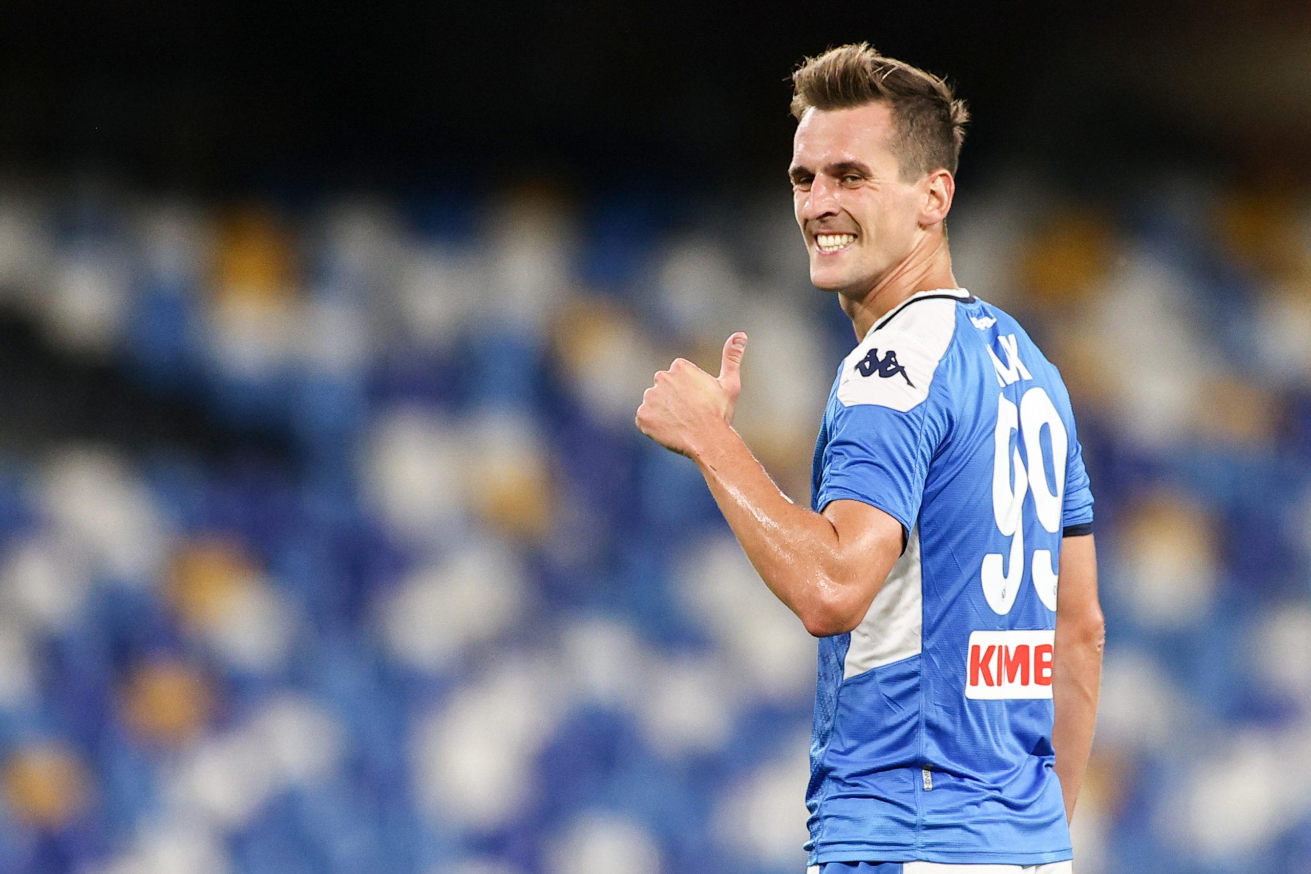 Mercato OM : Marseille veut devenir un club vitrine pour Arkadiusz Milik