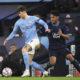 """Manchester City/OM (3-0) - Kamara : """"C'est une équipe très difficile à jouer"""""""
