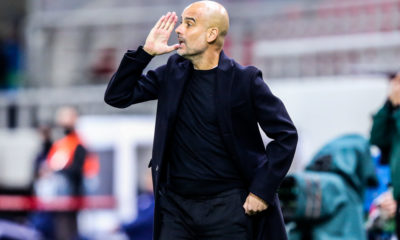 """Manchester City/OM - Guardiola : """"Nous jouerons le match pour le gagner"""""""