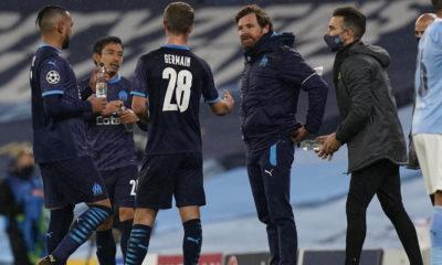 """Manchester City/OM (3-0) - Villas-Boas : """"On prend une leçon"""""""