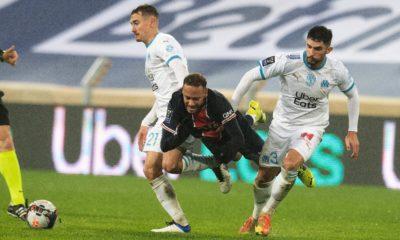 OM/PSG - Neymar pourrait manquer le Classico