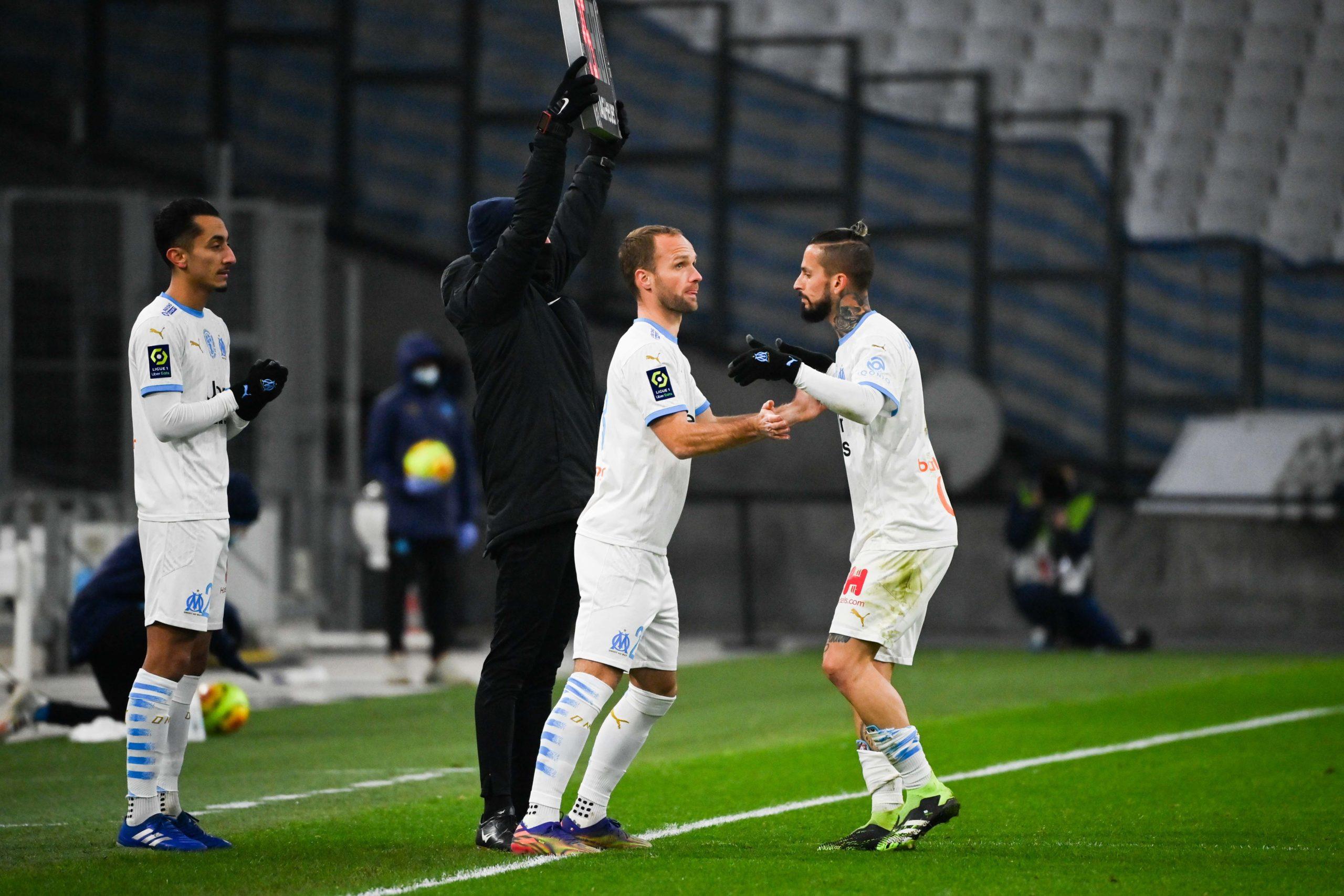 OM/Montpellier (3-1) - Villas-Boas a tenu à féliciter les entrants